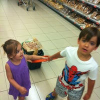 Photo taken at Mercadona by Pedro T. on 6/23/2012