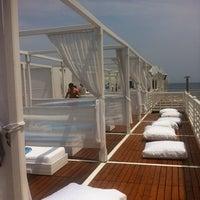 5/3/2012 tarihinde Peteziyaretçi tarafından Rixos Sungate Beach'de çekilen fotoğraf