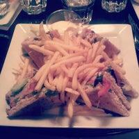 Photo taken at Indiana Café – Montparnasse by Julien T. on 7/6/2012
