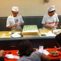 Photo taken at Dumpling Man by Irit on 8/18/2012
