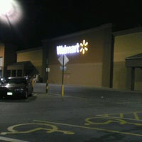 Photo taken at Walmart Supercenter by Aaron B. on 7/25/2012
