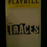 Photo taken at Traces at Union Square Theatre by Stephie on 5/12/2012