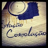 Photo taken at Restaurante Estação Consolação by Maurício M. on 6/11/2012