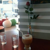 Photo taken at Impression Coffee by PucCa プ. on 2/3/2012