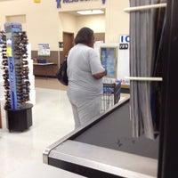 Photo taken at Walmart Supercenter by James K. on 7/17/2012