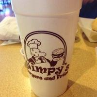 Photo taken at Wimpy's by jenny m. on 5/24/2012
