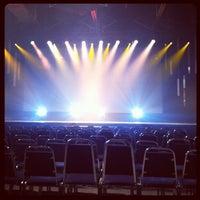 Photo taken at Arena Leonard-Grondin by Kim L. on 5/25/2012