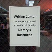 Photo taken at University Of Toledo-Writing Center by Amy U. on 2/28/2012