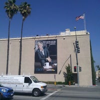 Photo taken at The Ellen DeGeneres Show by Jonboistars on 3/13/2012