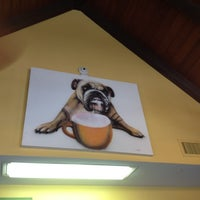 Photo taken at The Bulldog Cafe by Marilena C. on 8/22/2012