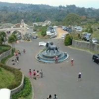 Photo taken at Kampung Gajah Wonderland by Jaka D. on 8/20/2012