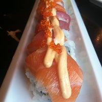 Photo taken at Takara Sushi by Ken F. on 9/8/2012