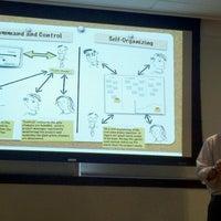 Photo taken at Kaplan, Inc. by Kat on 9/12/2012