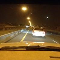 Photo taken at Al Khawaneej Road by Abdulla B. on 6/7/2012