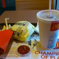 Photo taken at McDonald's / McCafé by Michelle T. on 3/29/2012