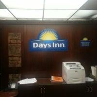 Photo taken at Days Inn Miami Airport North by Daniel Gudiño on 9/7/2012