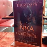 Photo taken at El Gran Inka Brickell by Say G. on 4/13/2012