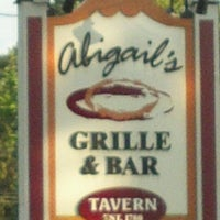 Photo taken at Abigail's Grille and Wine Bar by Scott M. on 6/13/2012