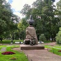 Снимок сделан в Александровский сад пользователем Дмитрий Г. 8/31/2012