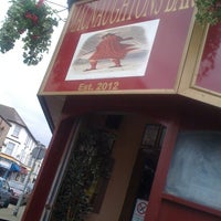 Photo taken at Macnaughtons Bar by Philip S. on 5/4/2012