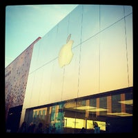 Photo taken at Apple The Domain by knot a. on 6/30/2012