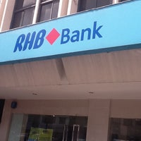 Photo taken at RHB Bank by Rody on 3/1/2012