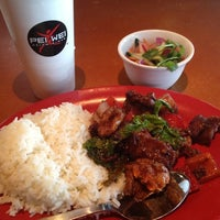 Photo taken at Pei Wei by Siul N. on 8/14/2012