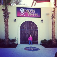 Photo taken at St. Augustine Pirate and Treasure Museum by Shaun W. on 2/12/2012