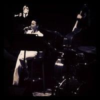 Photo taken at Istanbul Jazz Center by Seda E. on 3/12/2012
