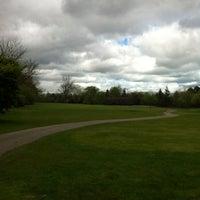 Photo taken at Deerfield Golf Club by Ji-Hoon H. on 4/16/2012