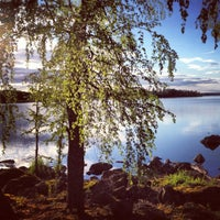 Photo taken at Majasaari by Mikael L. on 6/29/2012