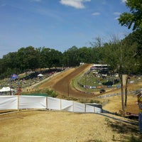 Photo taken at Budds Creek Motocross by Erik W. on 6/16/2012