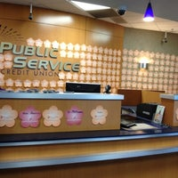 Photo taken at Public Service Credit Union by Vikki W. on 4/11/2012