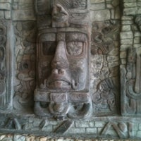 Foto tomada en Museo de la Cultura Maya por VivoEnCancun el 4/29/2012