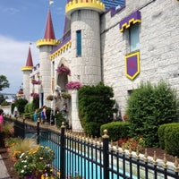 Photo taken at Dutch Wonderland by Kika on 8/11/2012