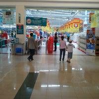 Photo taken at Transmart by Harry Antonius L. on 6/22/2012