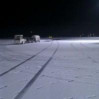 Photo taken at Flughafen Paderborn/Lippstadt (PAD) by Goxelans H. on 2/19/2012