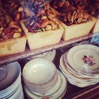 Photo taken at Tatte Bakery & Café by Lizzy F. on 9/2/2012