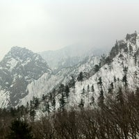 Photo taken at Sorak Cable Car by 상근 이. on 3/17/2012