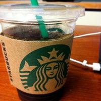 Photo taken at Starbucks by Kate K. on 4/18/2012
