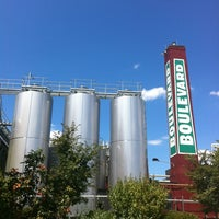 Photo taken at Boulevard Brewing Co by Al H. on 8/19/2012