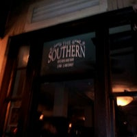 Photo taken at The Southern Kitchen & Bar by Richard H. on 3/14/2012