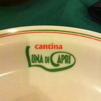 Foto tirada no(a) Cantina Luna di Capri por Sergio C. em 6/14/2012