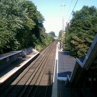 Photo taken at LIRR - Bayside Station by Joe M. on 6/14/2012