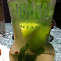 Photo taken at Mojitos Cuban Restaurant by Sharon on 2/19/2012