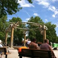 Photo taken at Riverfront Park by robert L. on 6/22/2012