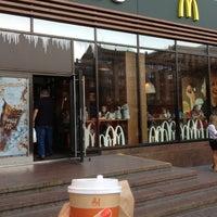 Photo taken at McDonald's by Lera V. on 8/19/2012