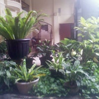 Photo taken at Hotel Asia Afrika Pasar Kembang by kodrat d. on 2/2/2012