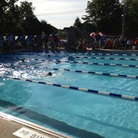 Photo taken at Woodgate Swim Club by Chris H. on 6/14/2012