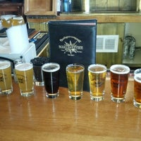 Photo taken at Backcountry Brewery by Tim A. on 7/28/2012